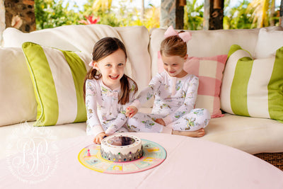 Sara Jane's Sweet Dream Set - Darling Duchess with Palm Beach Pink
