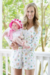 Poppy's Porch Ready Romper - New Canaan Cluster