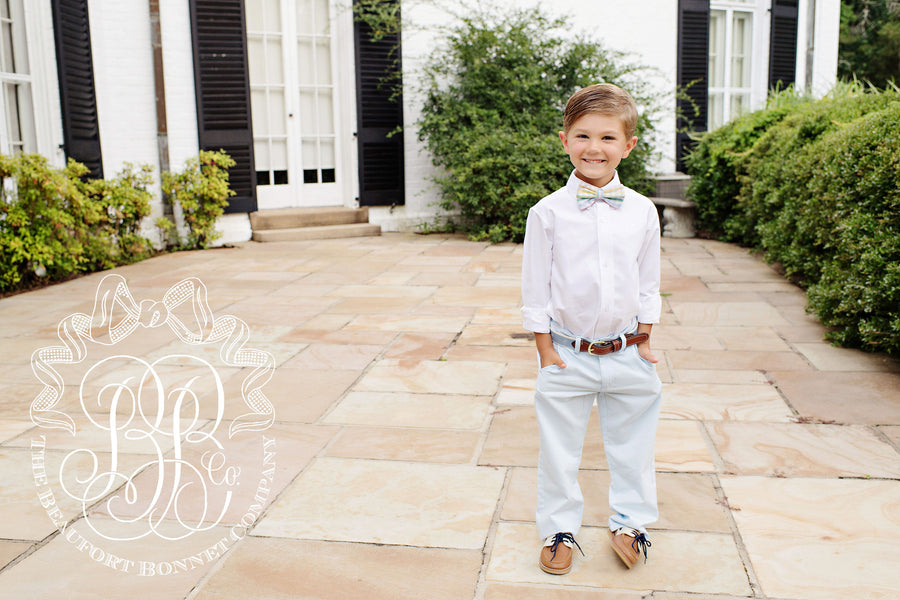 Baylor Bow Tie - Old Preston Plaid