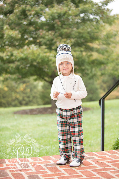 Princeton Pants - Aiken Place Plaid