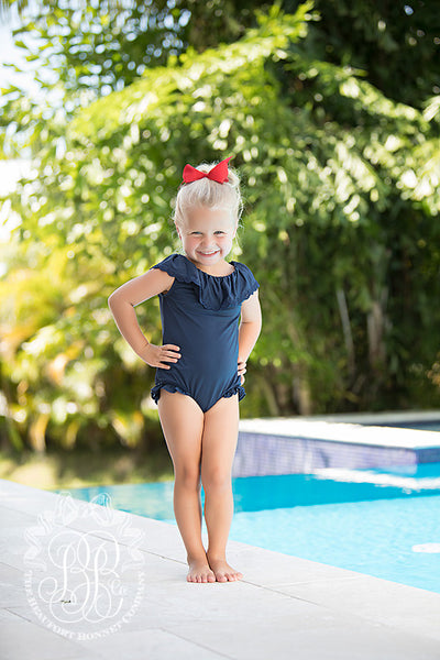 Sandy Lane Swimsuit - Nantucket Navy