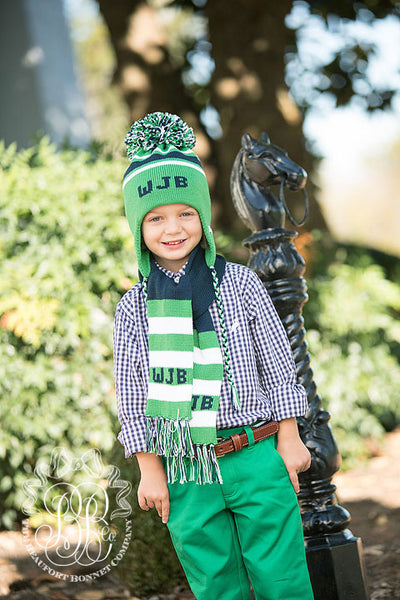 Prep School Pants - Kiawah Kelly Green