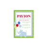 Birthday Invitations - A Ton of Fun (Boy)