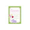 Birthday Invitations - A Ton of Fun (Girl)