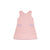 Anne Charlotte Shift Dress - Sandpearl Pink Stripe with Lauderdale Lavender