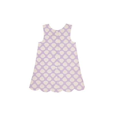 Anne Charlotte Shift Dress - Shell We Swim?