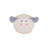 Baa Baa's Tooth Pillow - Park City Periwinkle Check