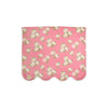 Barrett Beach Towel - Darien Daisy with Worth Avenue White