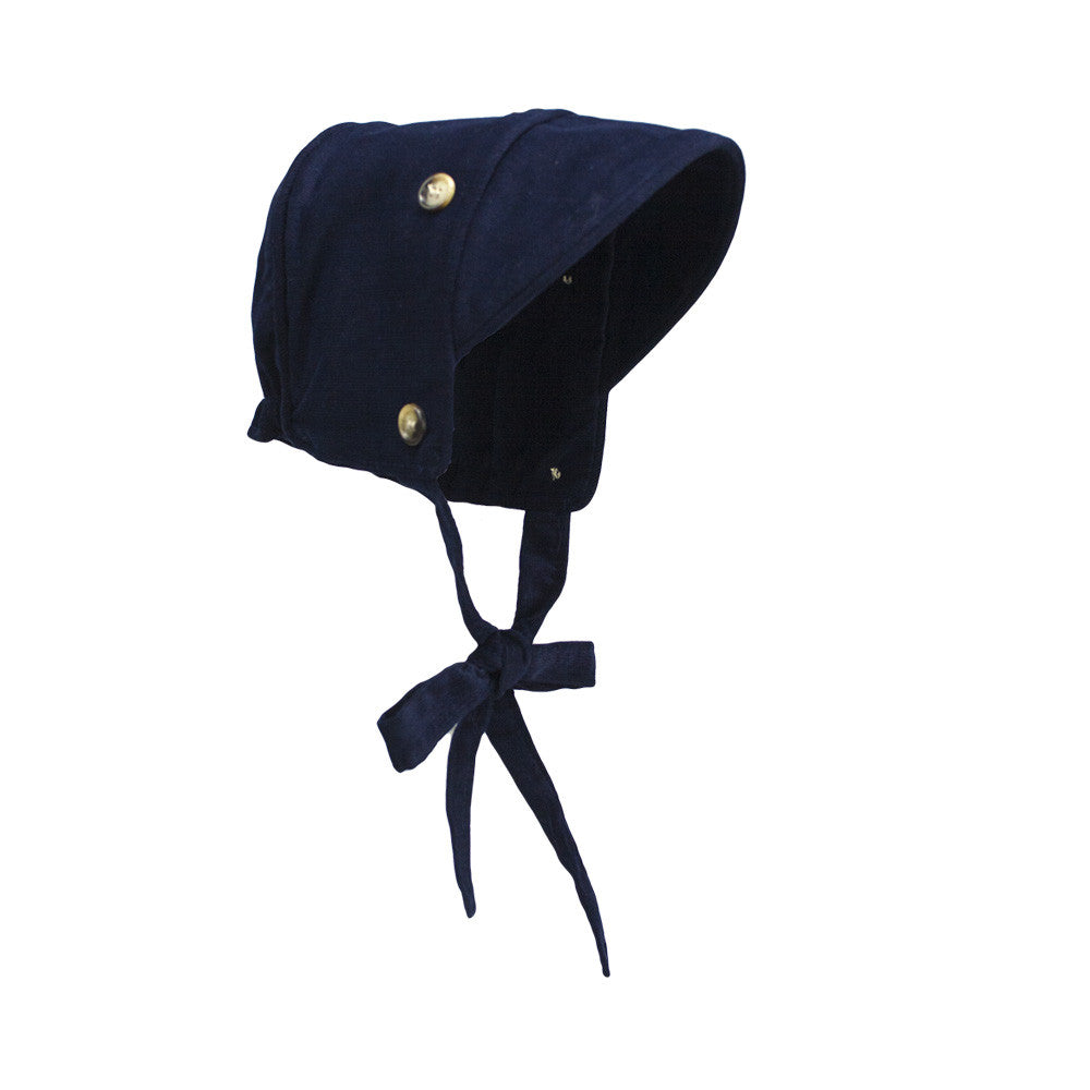 Barringer Bonnet - Nantucket Navy Corduroy