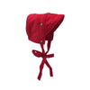 Barringer Bonnet - Richmond Red Corduroy