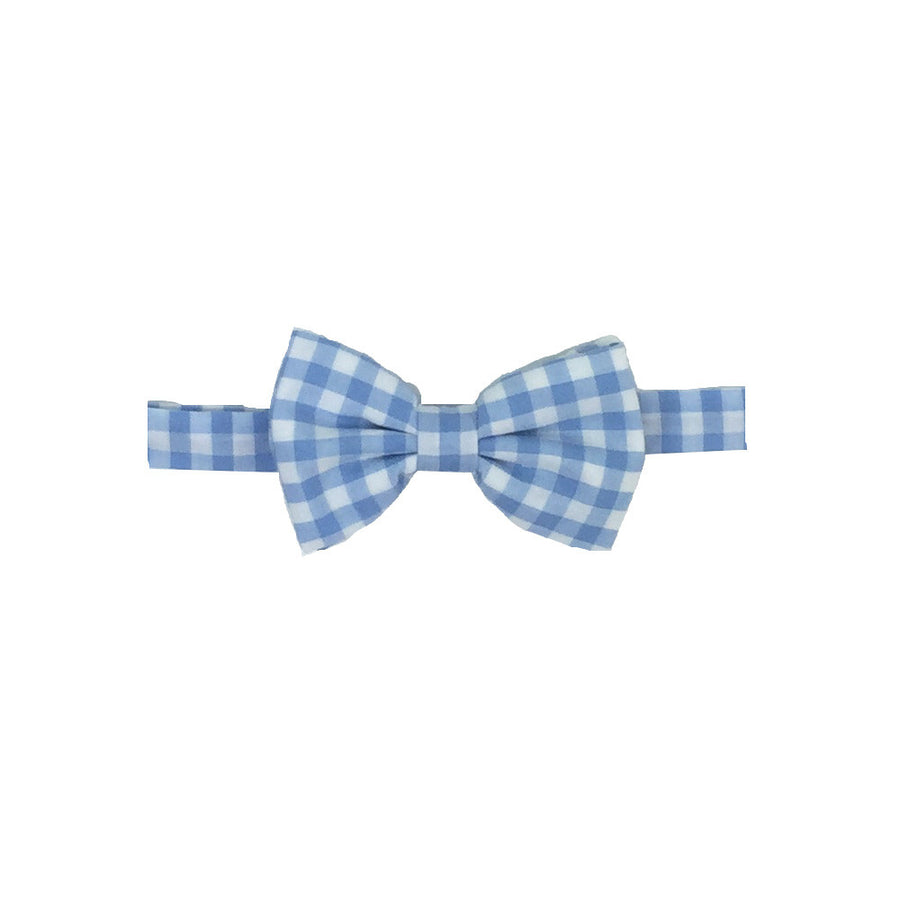 Baylor Bow Tie - Blue Grand Gasparilla Gingham