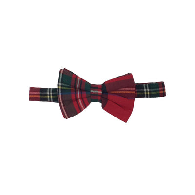 Baylor Bow Tie - Society Prep Plaid