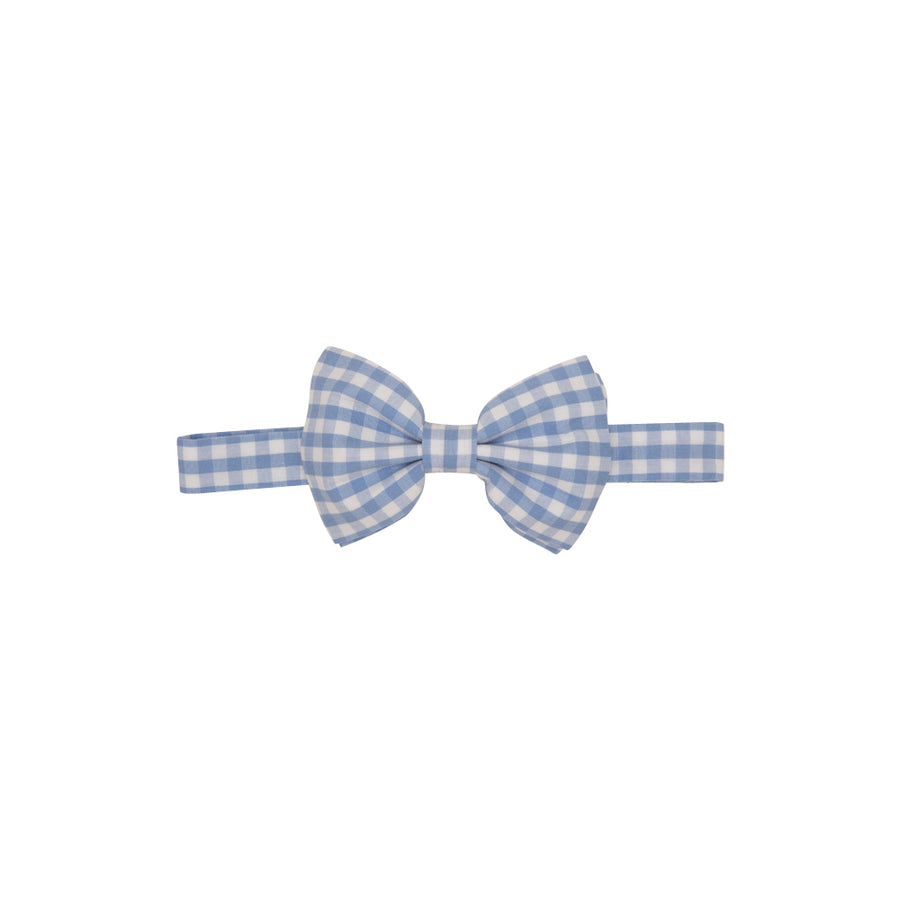 Baylor Bow Tie - Park City Periwinkle Check