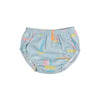 Beach Bum Cover - Sandyport Sailboats Blue