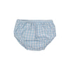 Beach Bum Cover - Buckhead Blue Gingham