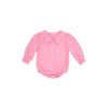 Beatrice Bow Blouse - Hamptons Hot Pink Gingham