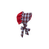Beaufort Bonnet - Tillingham Tartan with Richmond Red