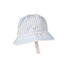 Beaufort Bucket - Boone Hall Blue Stripe