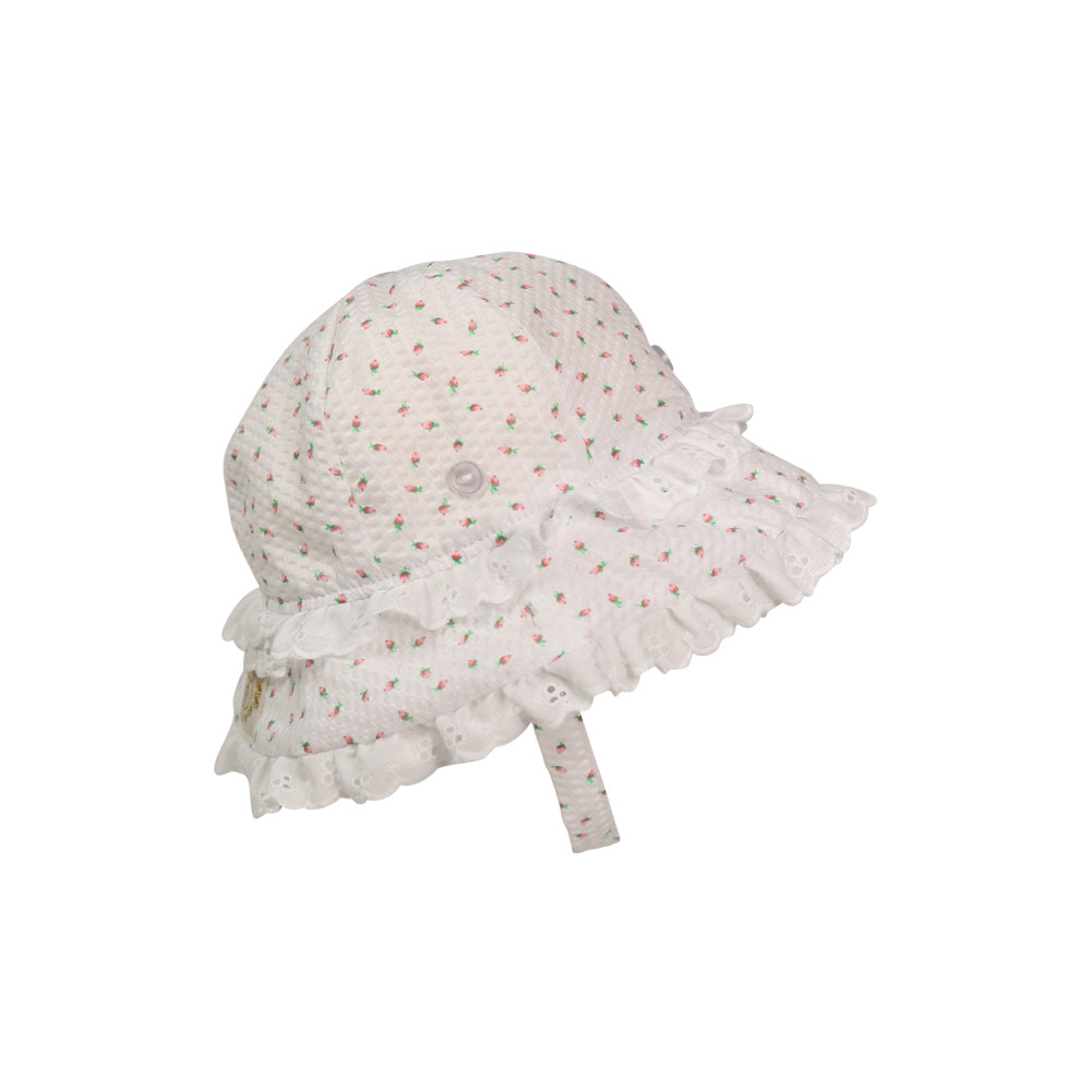91bae679270 Girl s Beaufort Bucket - Port Royal Rosebud - The Beaufort Bonnet ...