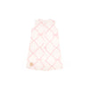 Beddie Bye Sleep Sack - Belle Meade Bow with Palm Beach Pink