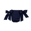 Beverly Bow Bloomer - Nantucket Navy