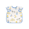 Big Bite Bib - Join Our Circus (Boy) with Barbados Blue