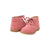 Footmates Bizzie Bootie - Hamptons Hot Pink Suede