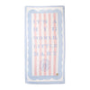 Boardwalk Beach Towel - It's a Big World Little Baby