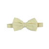 Baylor Bow Tie - Seaside Sunny Yellow Seersucker