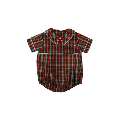 Bradford Bubble - Keswick Hall Holiday Plaid