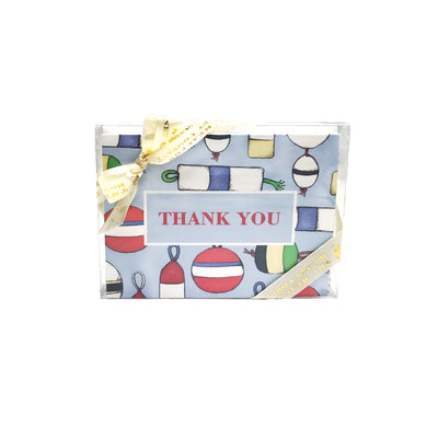 Thank You Cards - Winding Bay Buoy
