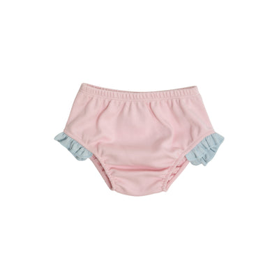 Byrde Bloomers - Palm Beach Pink with Buckhead Blue