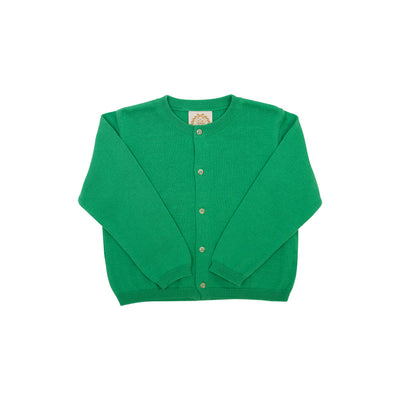 Cambridge Cardigan - Kiawah Kelly Green (unisex)