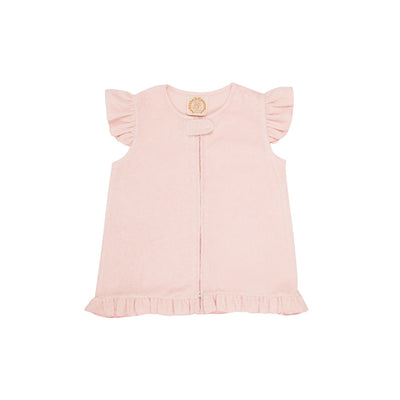 Camille Cover Up - Palm Beach Pink Terrycloth