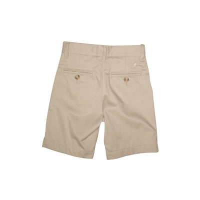 Charlie's Chinos - Keeneland Khaki with Palm Beach Pink Waistband