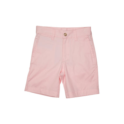 Charlie's Chinos - Plantation Pink with Seashore Sherbet Stork