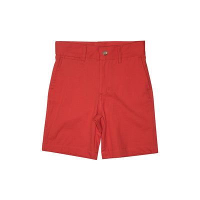 Charlie's Chinos - Richmond Red with Buckhead Blue Stork