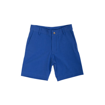 Charlie's Chinos - Rockefeller Royal Blue with Multicolor Stork