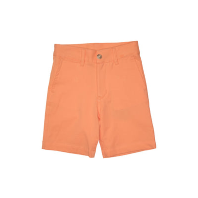 Charlie's Chinos - Seashore Sherbet with Palm Beach Pink Stork
