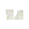 Coastal Living Short Set (Ladies) - Belvedere Blooms with Palm Beach Pink