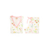 Coastal Living Lounge Set - Dallas Daffodils with Sandpearl Pink