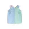 Cooper Color Block Jon Jon - Preppy Pastels