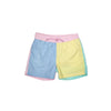 Country Club Color Block Trunks - Preppy Pastels