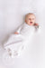 Silent Night Nursery Blanket - Worth Avenue White Matelasse