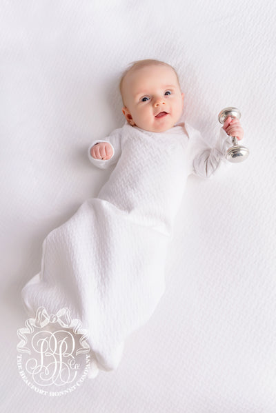 Adorable Everyday Set - Worth Avenue White Matelasse