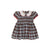 Darma Dress - Tillingham Tartan