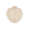 Dean's List Dress Shirt - Keeneland Khaki Gingham