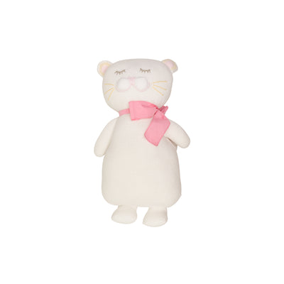 Jumbo Night Night Knit Doll - Ellie Mae the Cat