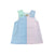 Emma Kate Color Block Dress - Preppy Pastels