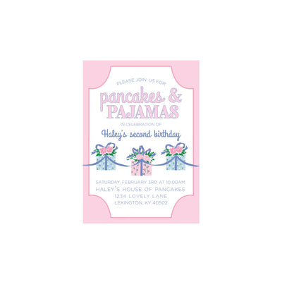 Birthday Invitations - Every Day is a Gift